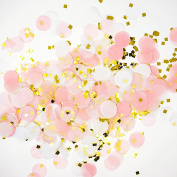 Premium 2.5cm Round Tissue Paper Party Table Confetti - 50 Grammes