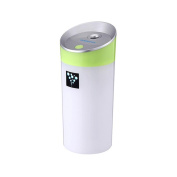 Fenleo 300ML Cool Mist Humidifier Air Purifier Freshener With USB Interface for Home, Office or Car