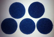 For Metapo Power Scrubber PS200 PS100 Scouring Replacement Pads Refill Qty 5