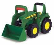 John Deere Big Scoop Tractor, Green - ERTL Collect 'n Play - 10cm Toy Farm Vehicle