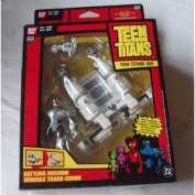 Teen Titans Cyborg Figure with Blendride