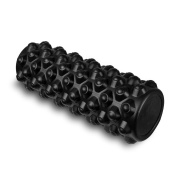TOP-MAX High Density Extra Firm Foam Roller with Trigger Points for Deep Tissue Massage