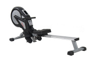 Air Magnetic Rower Machine with Dynamic Response by Sunny Health & Fitness – SF-RW5623