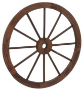 Gift Corral Waggon Wheel