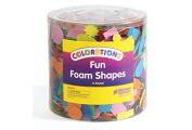 Fun Foam Shapes in a Bucket - 0.2kg.