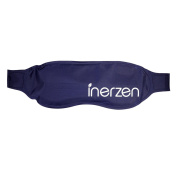 Inerzen Hot or Cold Eye Mask Gel Pad - Reusable, Microwavable, Freezable - Provides Relief for Bruises, Puffy Swollen Eyes, Fatigue, Headache, Tension, and More
