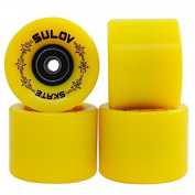 Sulov Penny Skateboard Wheels, Unisex, Penny Board Räder