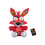 Five Nights at Freddys Nightmare Foxy Plush Exclusive 16