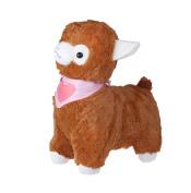 F-eshion alpaca animal Grass mud horse plush pillow cushion sheep plush toy