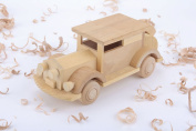 "Wooden Eco-friendly Toy ""Car"""