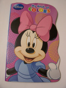 Disney Educational Board Book ~ My Book of Colours