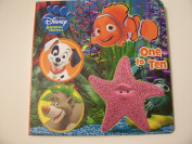 Disney Animal Friends Educational Board Books ~ One to Ten
