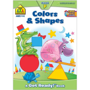 Workbooks-Colours and Shapes Grade P