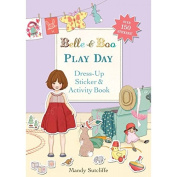 Belle & Boo Play Day Sticker & Activity Book - Vintage Style