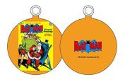 DC Comics Ornament Batman & Santa Toys Decorazioni
