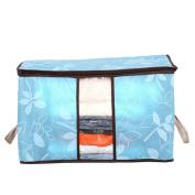 VALINK Durable Dustproof Packing Bag, Portable Clothing Quilt Pillow Blanket Storage Bag Organiser, Travel Luggage Storage Zipper Bag