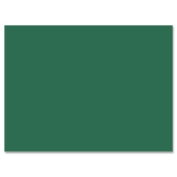 SunWorks Groundwood Construction Paper - 30cm x 23cm - Dark Green