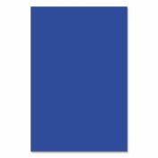 Riverside Groundwood Construction Paper - 46cm x 30cm - Dark Blue