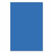 Riverside Groundwood Construction Paper - 46cm x 30cm - Blue