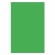Riverside Groundwood Construction Paper - 46cm x 30cm - Green