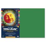 Tru-Ray Construction Paper - 46cm x 30cm - Holiday Green