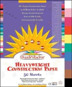 * CONSTRUCTION PAPER ASSORTED 9X12 - PAC6503