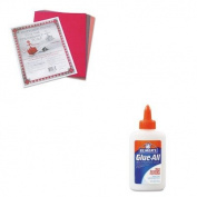 KITEPIE1322PAC103637 - Value Kit - Elmer's Glue-All White Glue (EPIE1322) and Pacon Riverside Construction Paper