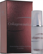 Cosmeceuticals Collagenceutical Biotechnology Emulsion for filling in wrinkles Replacement of collagen and hyalutonate injections 30 ml Made in Switzerland