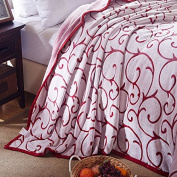 BDUK The Blanket cloud stingrays lint-free coral double 3.8ler blankets bedspreads