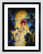 PAINTING RALLE ETHICAL CONDUCT FRAMED ART PRINT F12X11535