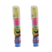Spongebob Erasers (2 Ct)