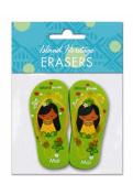 Hawaiian Pencil Erasers Island Yumi Mai Slippers