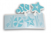 Disney Pixar Finding Nemo Paint Stamps & Stencil Kit