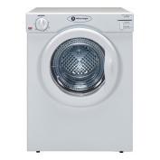 White Knight C39AW Compact Tumble Dryer 3.5kg White