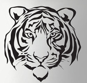 Tiger Face Rubber Stamps custom stamps rubber