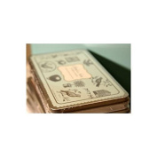 Birds and Nests Rubber Stamps Set By Cavallini & Co.