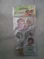 Nickelodeon Dora & Go Diego Stickers