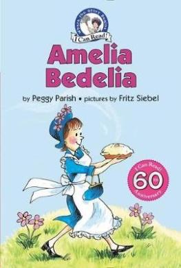 Amelia Bedelia (I Can Read!: Level 2)