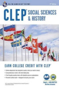 CLEP(R) Social Sciences & History Book + Online