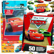 Disney/Pixar Cars Stickers & Tattoos Party Favour Pack