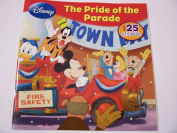 Disney Educational Paperback ~ The Pride of the Parade with 25 Colour Stickers!
