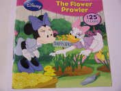 Disney Educational Paperback ~ The Flower Prowler with 25 Colour Stickers!