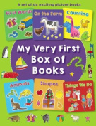 My Very First Box of Books [Board book]