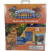 Skylanders Giants Sticker Sketchbook by MZB Imagination by MZB Imagination