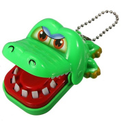Funny Crocodile Mouth Dentist Bite Finger Toy Child Adult Favour
