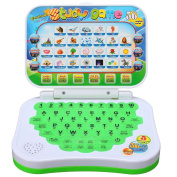 Mini PC Baby Kids Toys Study Game Intellectual Learning Keyboard Song Tablet Machine Christmas Gift Computer