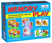 Creative Educational Pre-School Memory Play
