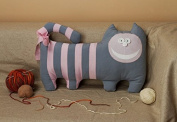 "Toy Pillow ""Cheshire Cat"""