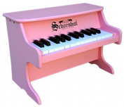 Schoenhut My First Piano II - 25 Key Table Top-pink