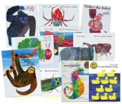 Eric Carle Book Collection For Kids